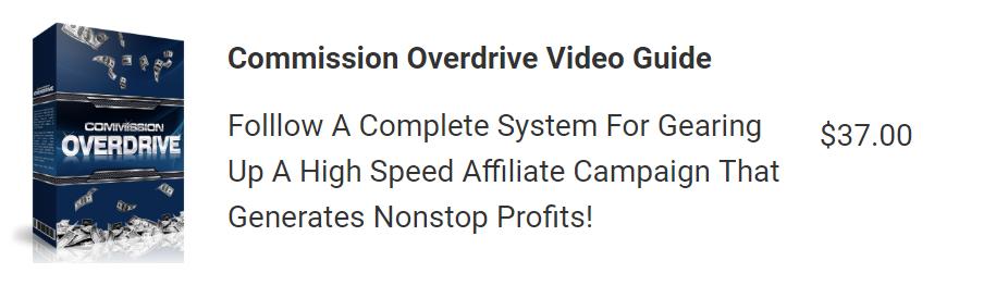 generate commission